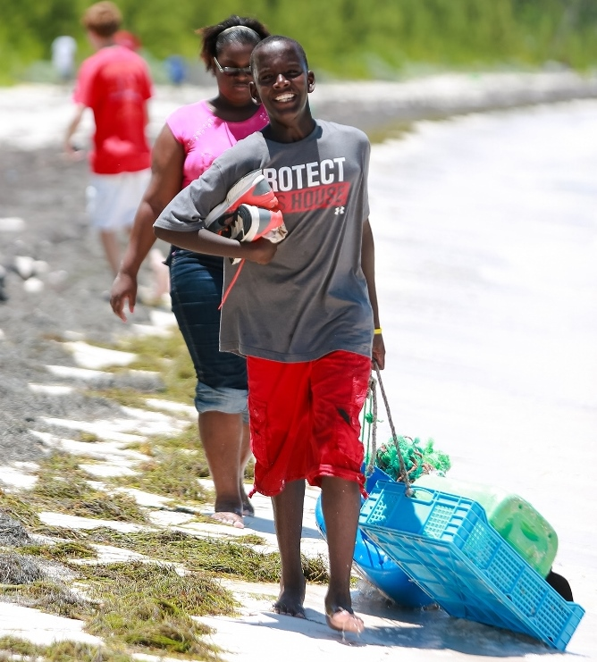 Plastic Bag Levy Warning for Bahamian Consumers